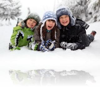Лагерь Фристайл зима