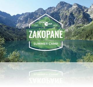 Лагерь в Польше файно-кемп Закопане
