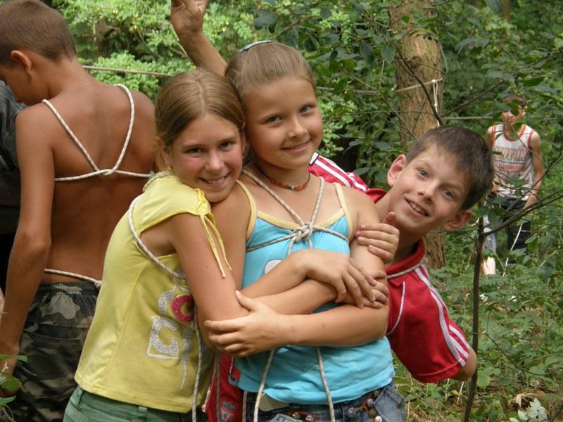 Детский лагерь Империя Детства