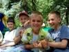 Детский лагерь ДНЕПР, лагерь под Киевом