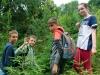 Дети в Карпатах, Детский лагерь Терем Сдлавское, лагерь в Карпатах