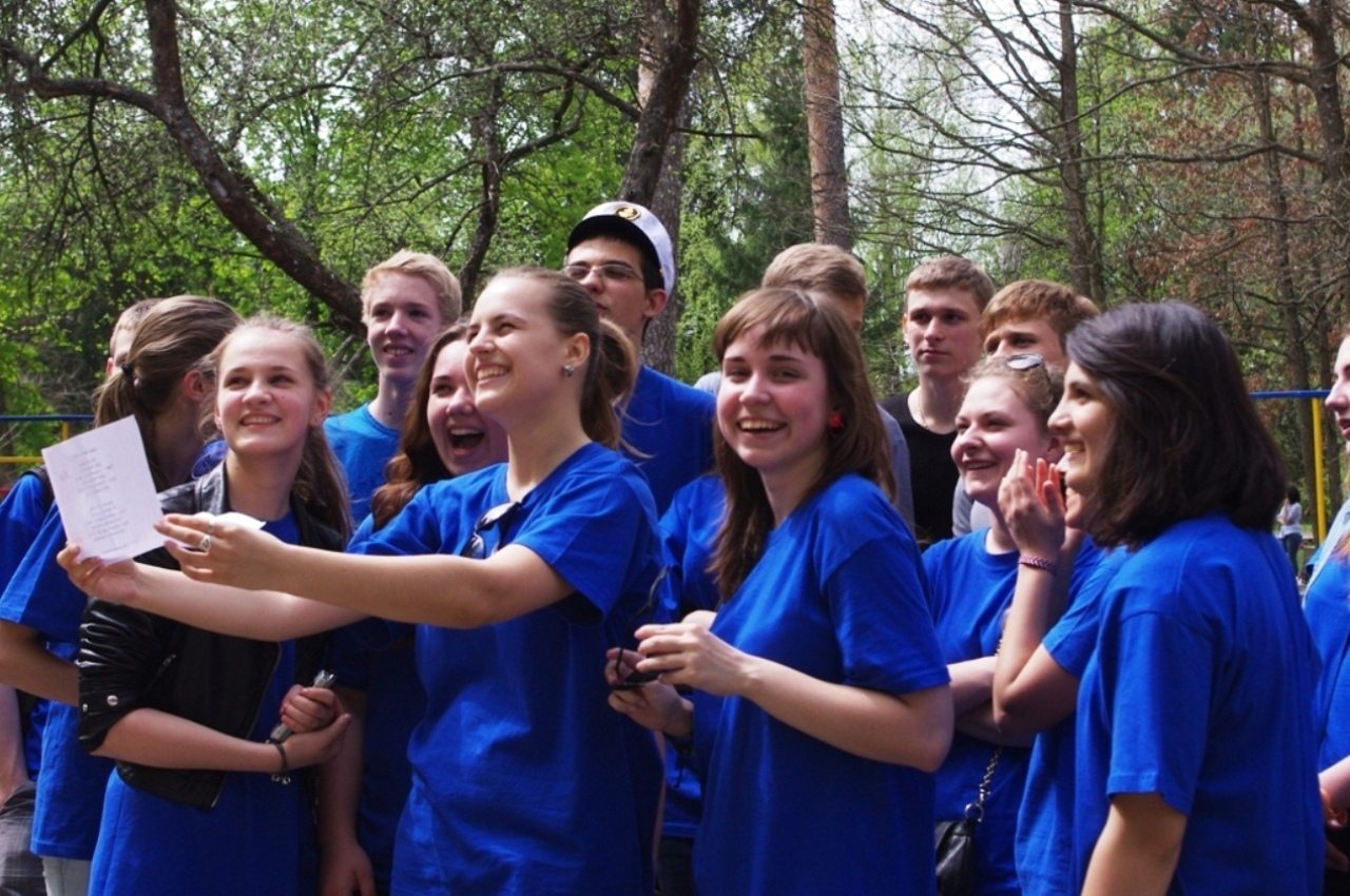 Детский лагерь Лидер, лагерь в Пуще Водице, Детский лагерь под Киевом