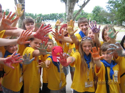 Детский отдых за границей