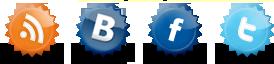 Подписки и социальные сети