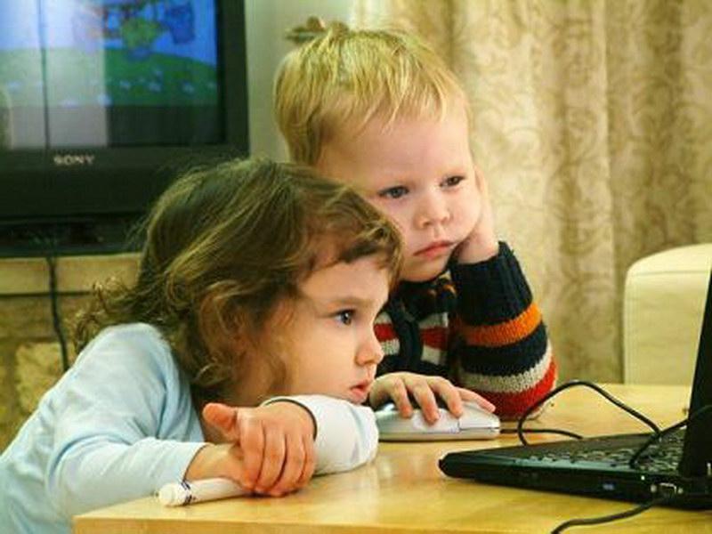Детство в контакте