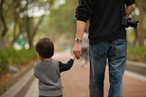 -Легко ли быть мамой? -Да!!! Если рядом есть хороший папа.