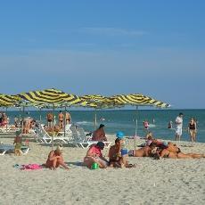 отдых на Черном море, отдых в Лазурном