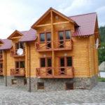 Детский лагерь в Карпатах «ПЕТРОС»
